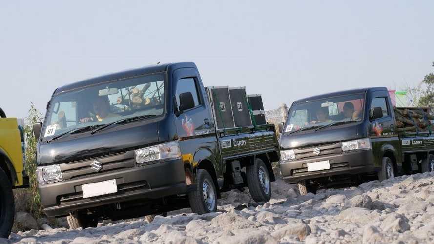 Suzuki Carry Pick Up Memimpin, Ini Anjuran Perawatan Agar Awet