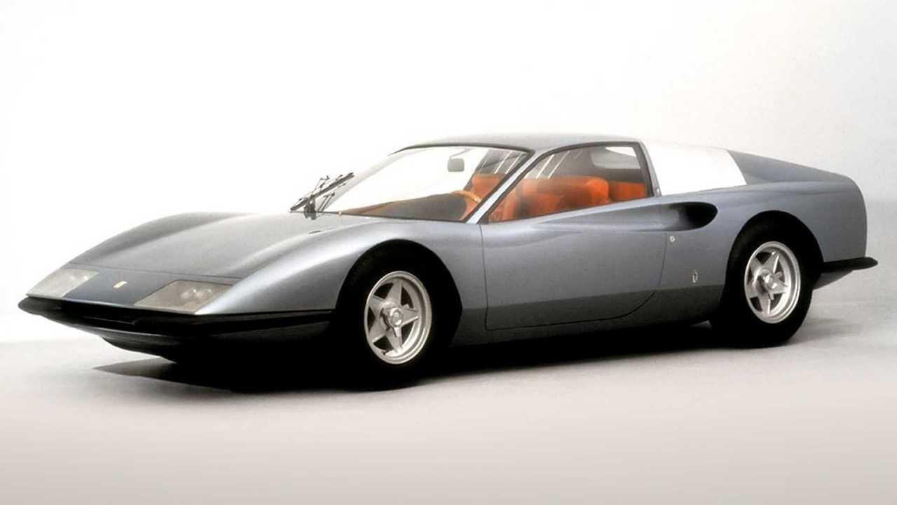 Ferrari P6 Berlinetta Speciale