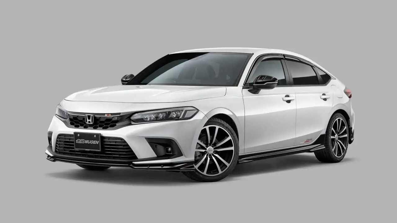 A new Honda Civic Mugen is coming soon.