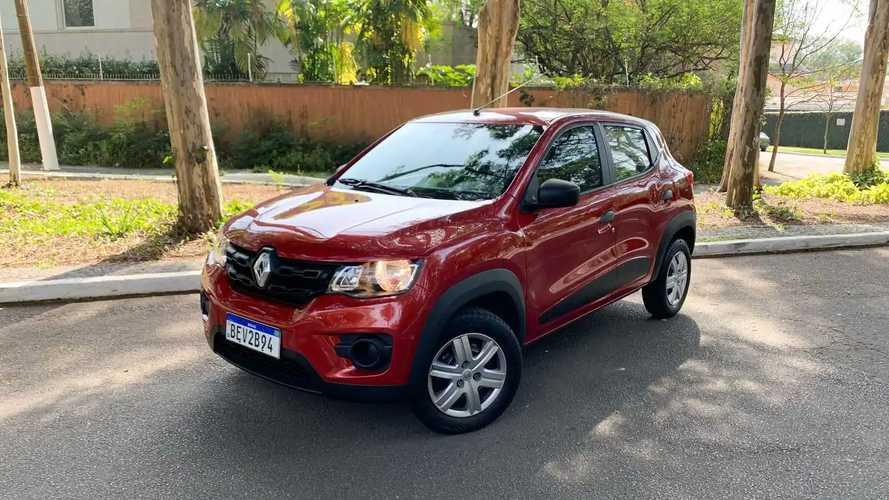 Avaliação Renault Kwid Zen: urbano, fácil de dirigir e digno