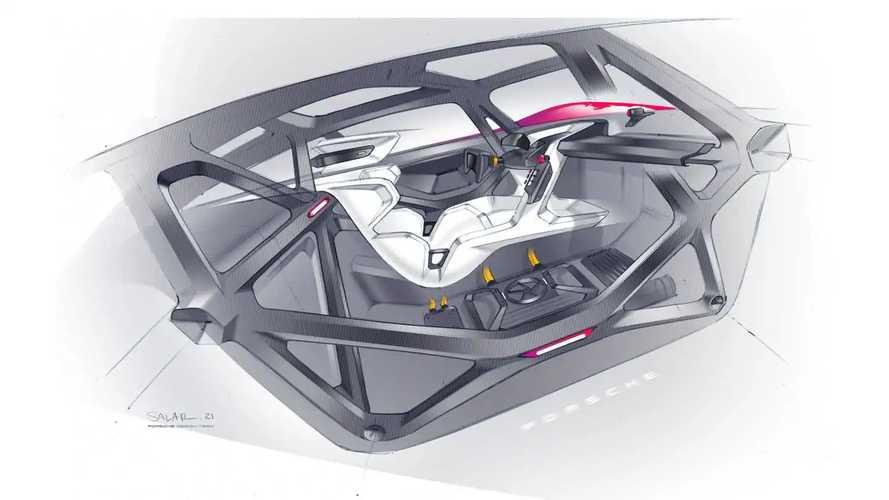 Porsche Mission R konsept