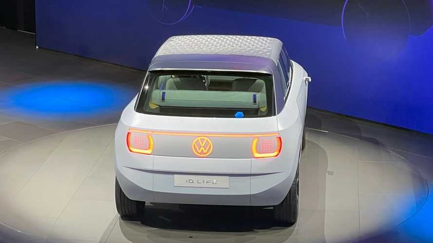 Volkswagen ID. LIFE Concept, en vivo