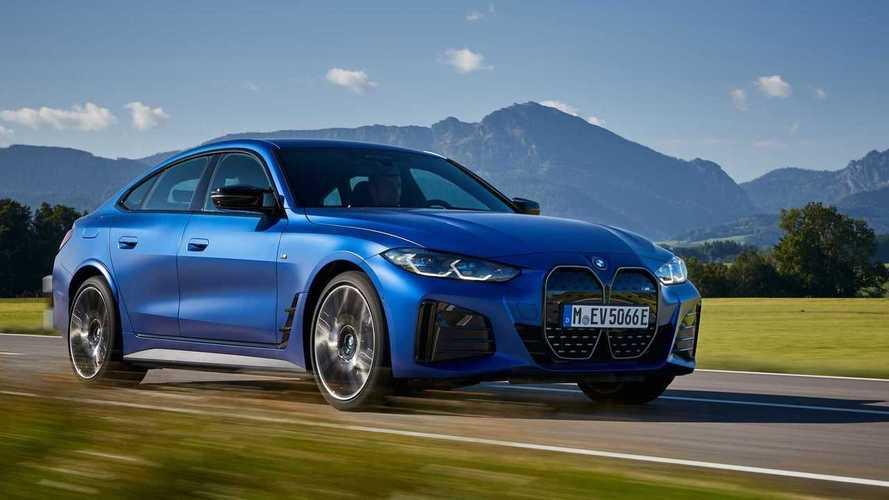 Já dirigimos: BMW i4 M50, o belo esportivo elétrico de 536 cv