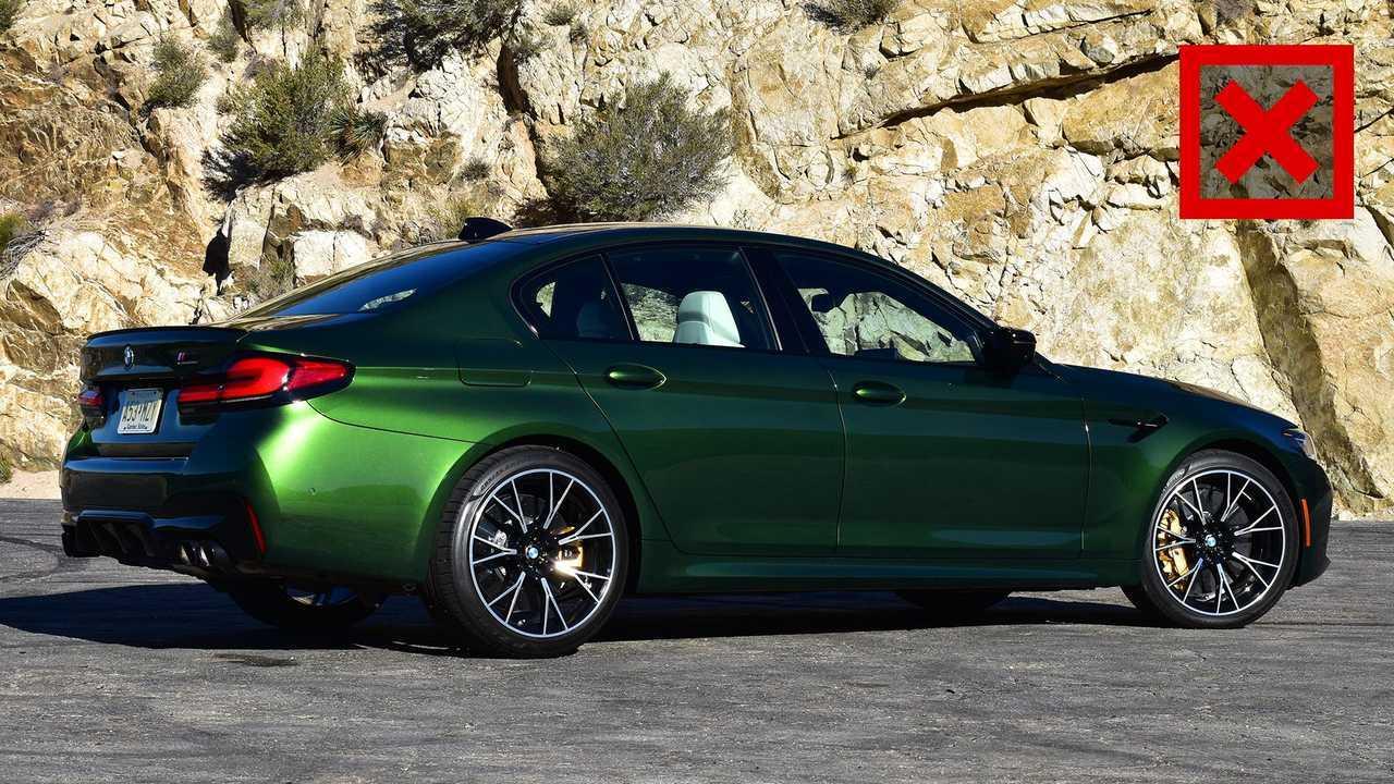 2021 BMW M5 Con 2
