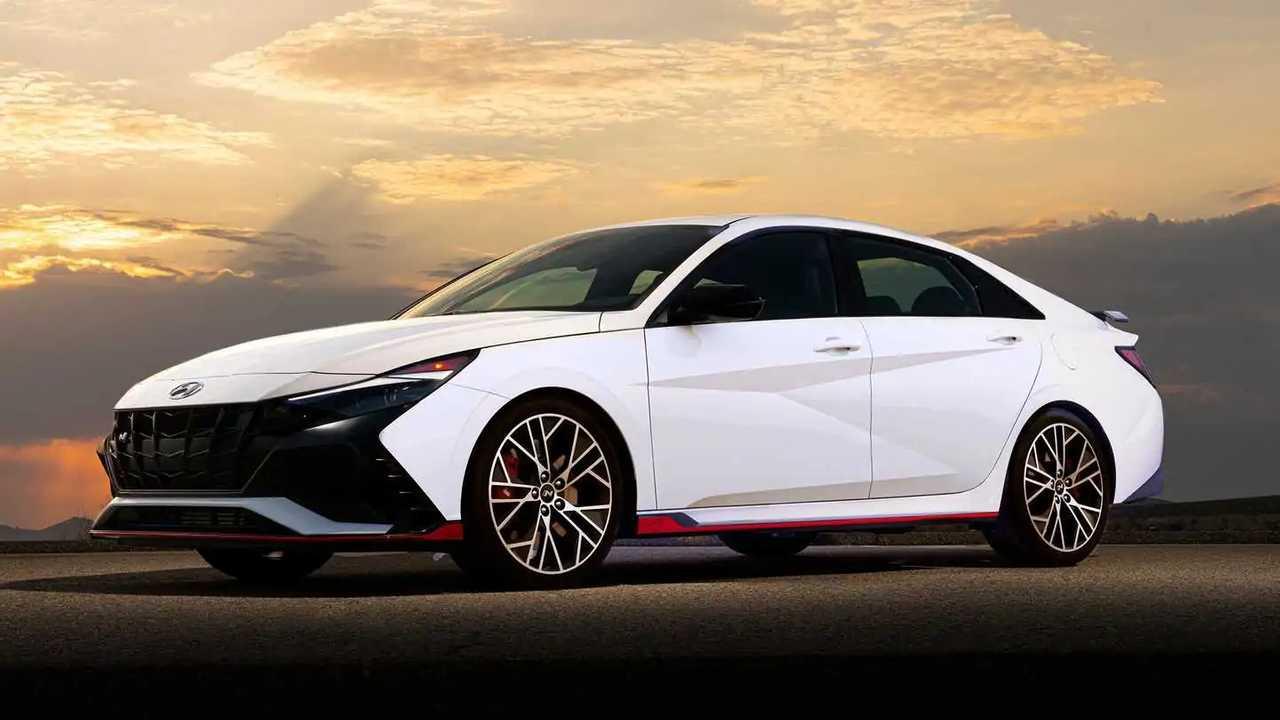 Hyundai Elantra N memulai debut online untuk pasar AS>