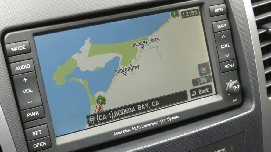 2007 Mitsubishi Outlander: In Detail