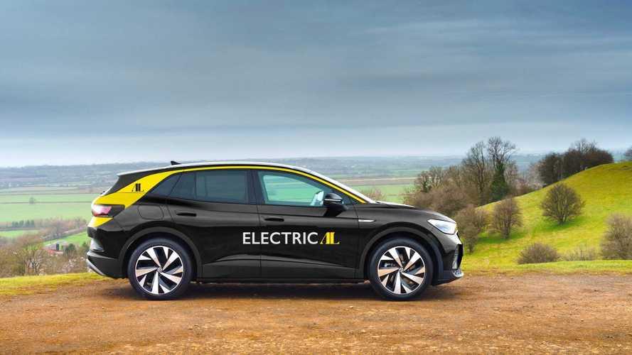 UK: Addison Lee orders 450 Volkswagen ID.4