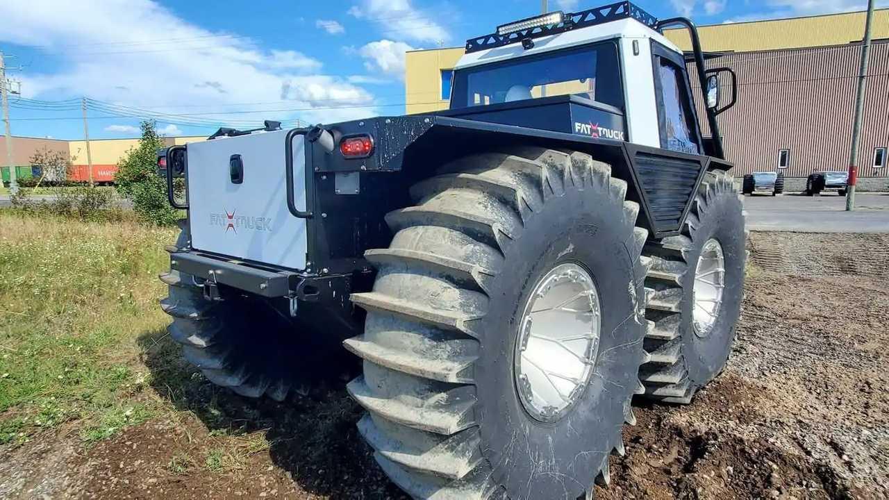 Fat Truck 2.8P