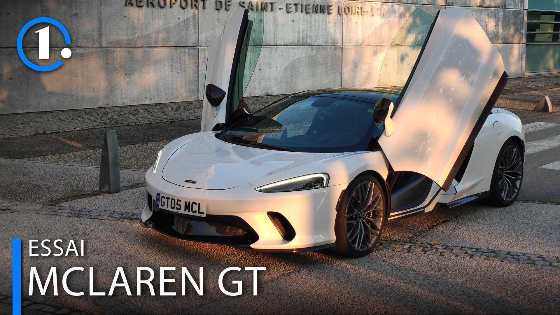 Essai McLaren GT (2021) - Plus supercar que GT