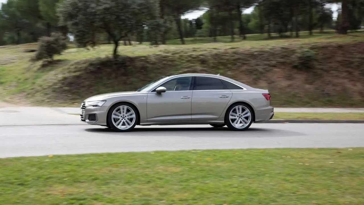 Prueba Audi A6 35 TDI S tronic 2021