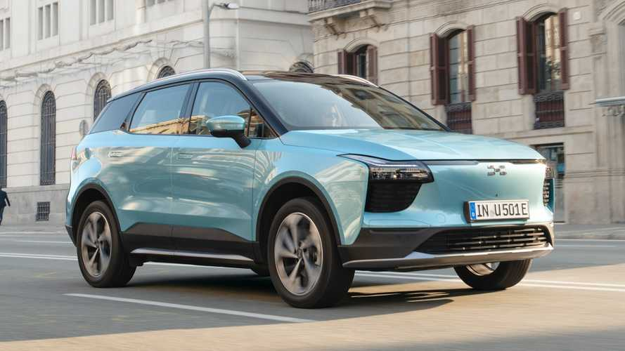 Aiways U5, in Italia il SUV elettrico cinese costa 42.750 euro