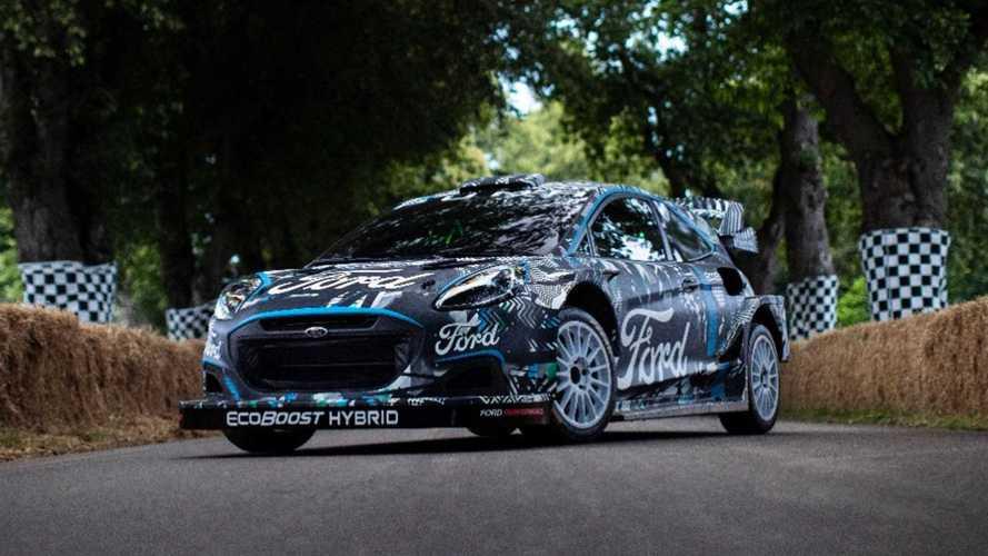 Милая Puma превратилась в суровый раллийный болид Ford