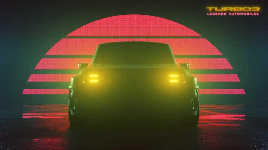 Legende Automobiles Turbo 3: un Renault 5 Turbo modernizado