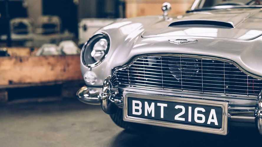 10 Mobil Terbaik yang Pernah Dipakai di Film James Bond