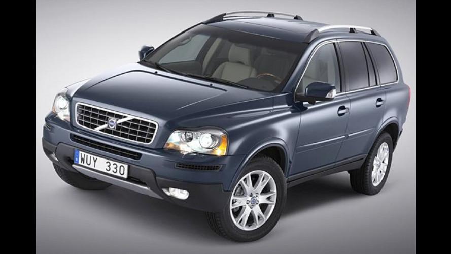 Volvo XC90 (2006): Facelift, neuer Motor und mehr Komfort-Extras