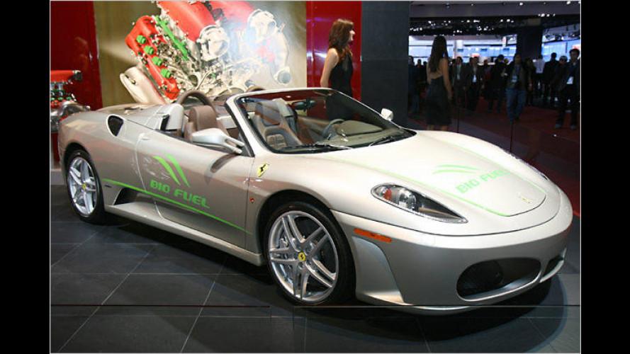 Back to Nature: Der Oben-ohne-Ferrari 430 als Ökoflitzer