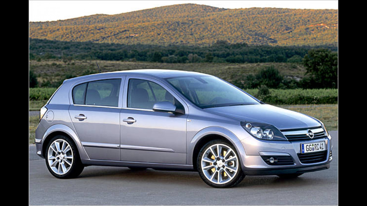 Opel Astra 1.4 Twinport