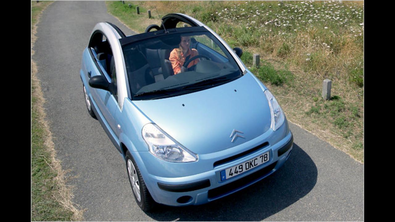 Citroën C3 Pluriel 1.6 16V SensoDrive