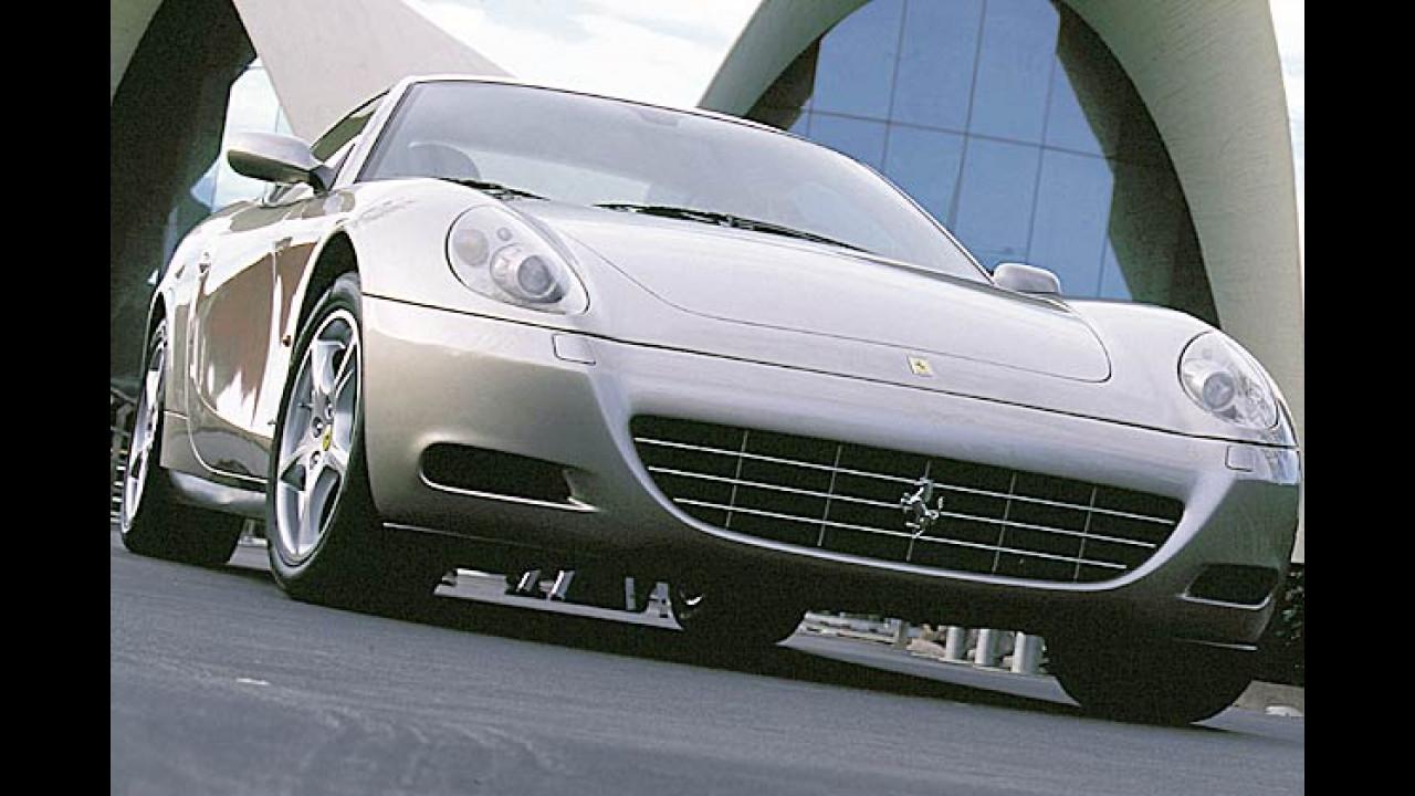 Ferrari: Pisten-Feeling