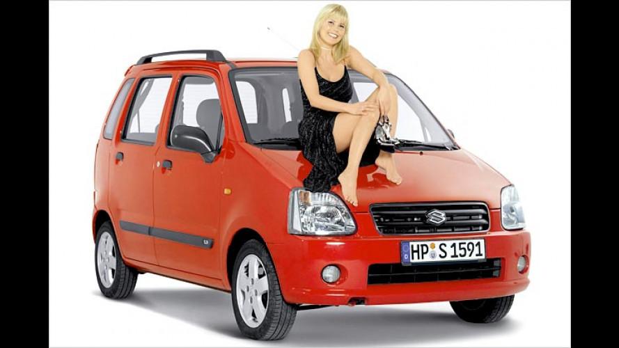 Suzuki billiger