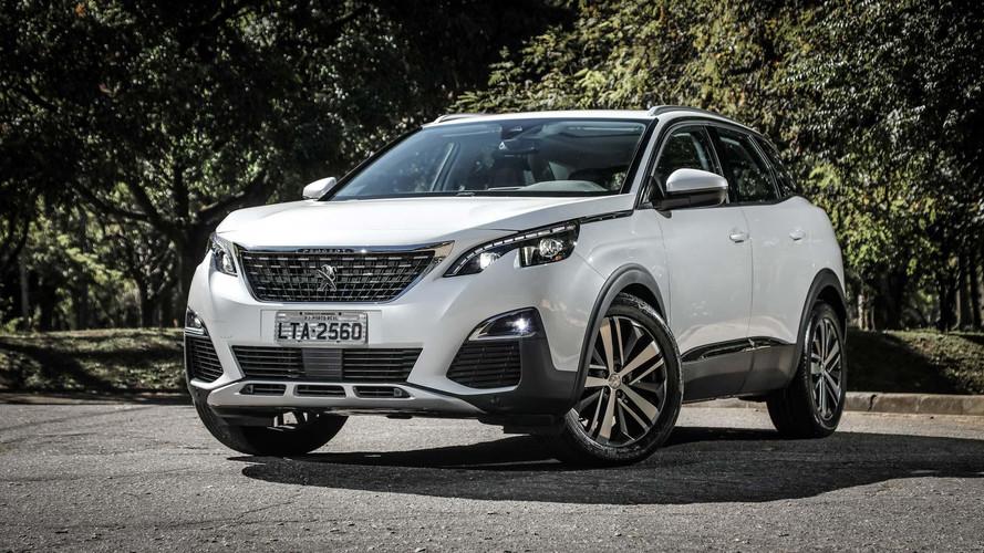 Peugeot anuncia nova tabela de preços com reajustes de até R$ 8 mil