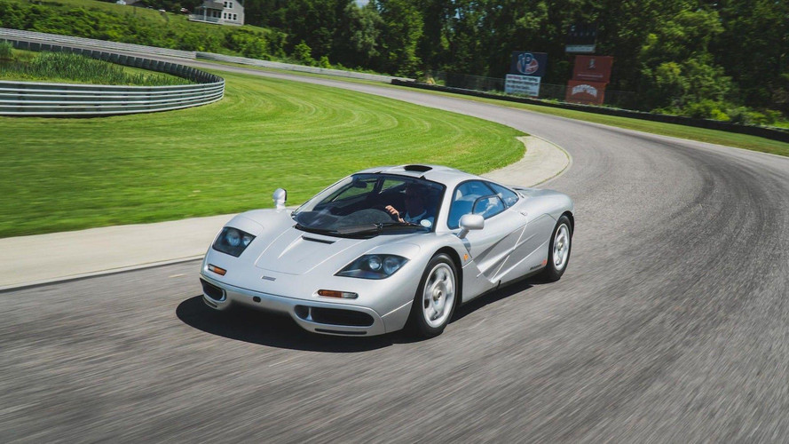 First U.S. McLaren F1 Sells For A Whopping $15.62M At Auction