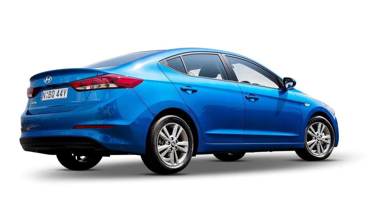 Hyundai Elantra Style Plus