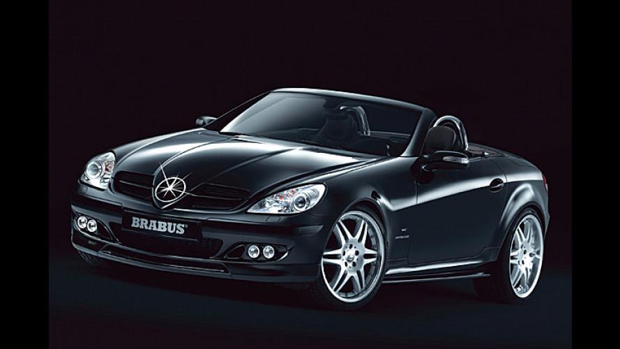 Brabus K4: 193 PS für den neuen Mercedes SLK 200