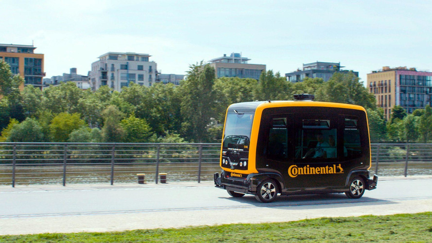 Continental Cube Autonomous Concept Could Be Taxi Of The Future