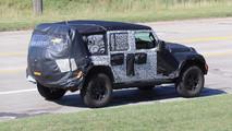 2018 Jeep Wrangler Casus Fotoğraflar