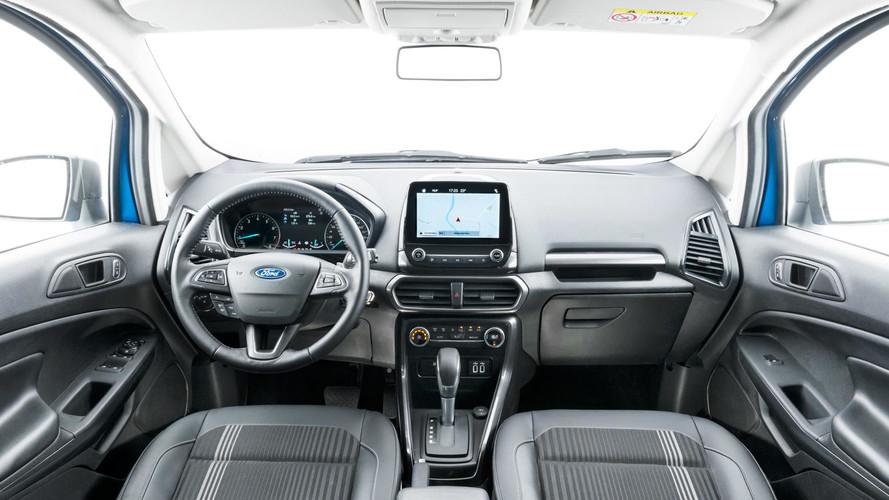 Ford EcoSport 1.5 2018