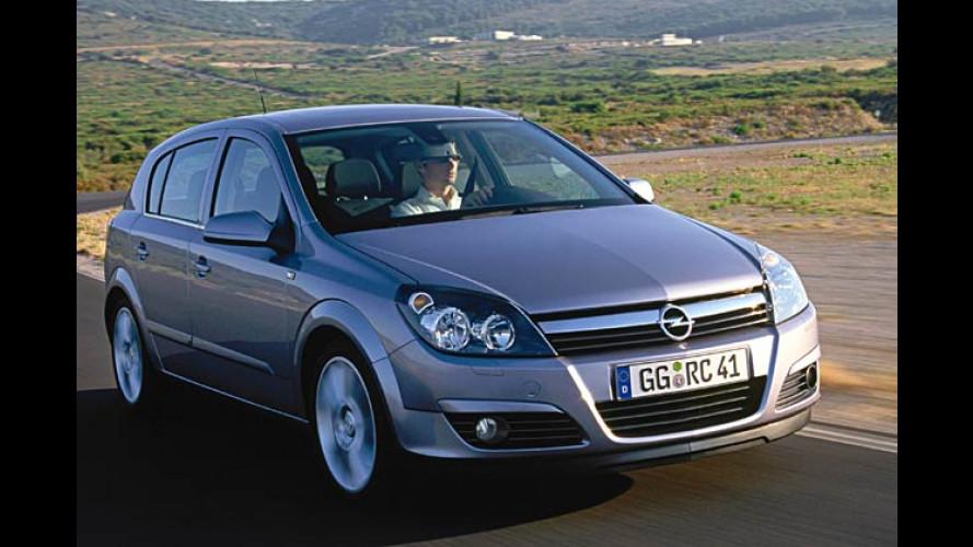 Sauber und stark: Opel Astra mit zwei neuen Turbodieseln