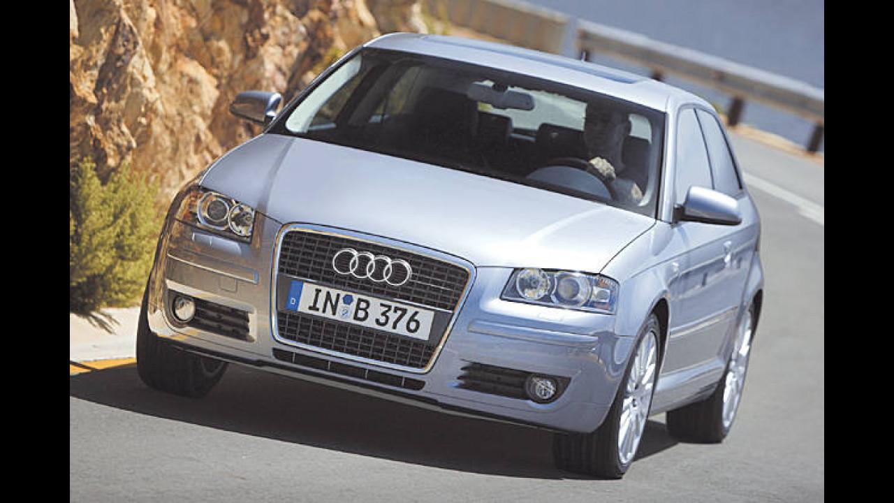 Audi A3 1.9 TDI e Attraction DPF