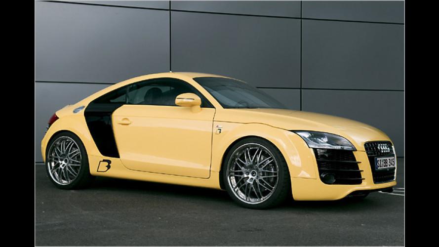Mehr Power und R8-Optik: B&B tunt den Audi TTS