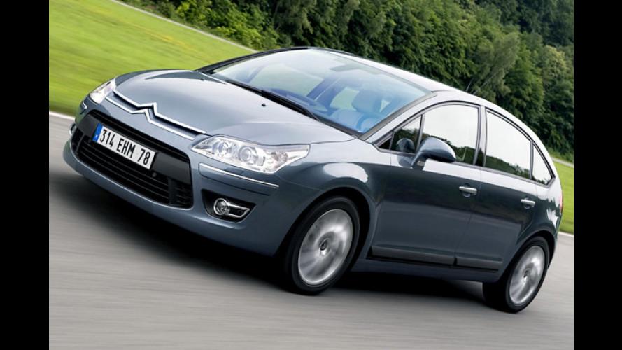 Aufpolierter Doppelwinkel: Citroën überarbeitet den C4