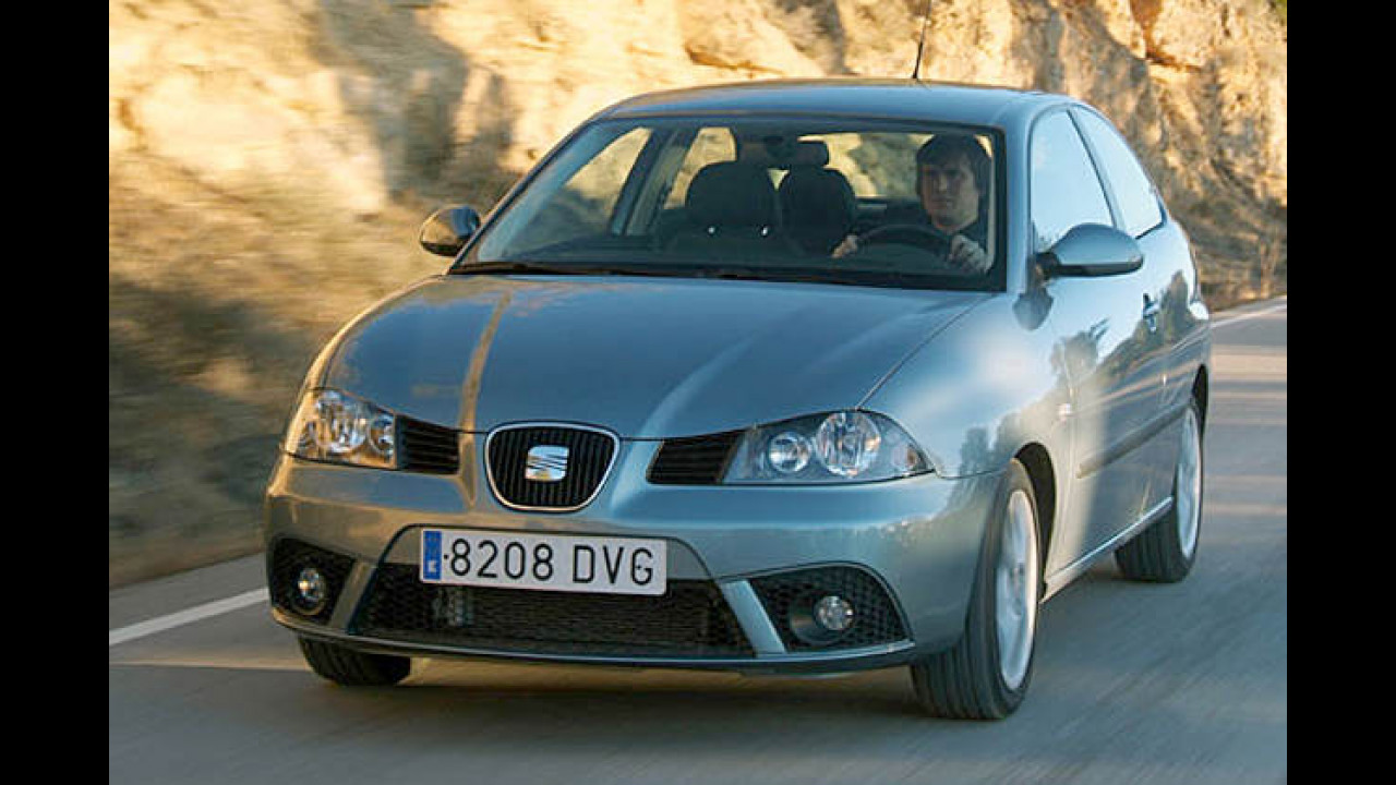 Seat Ibiza 1.2 12V Amaro