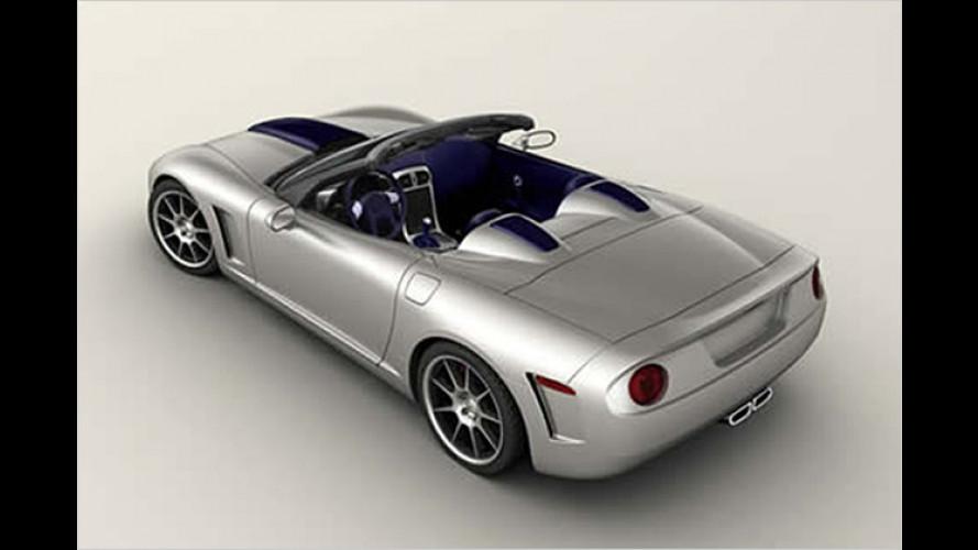Callaway C16 ohne Überzug: Die getunte Corvette als Cabrio