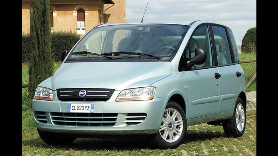 Fiat Multipla (2004): Schönere Version ab 17.290 Euro zu haben