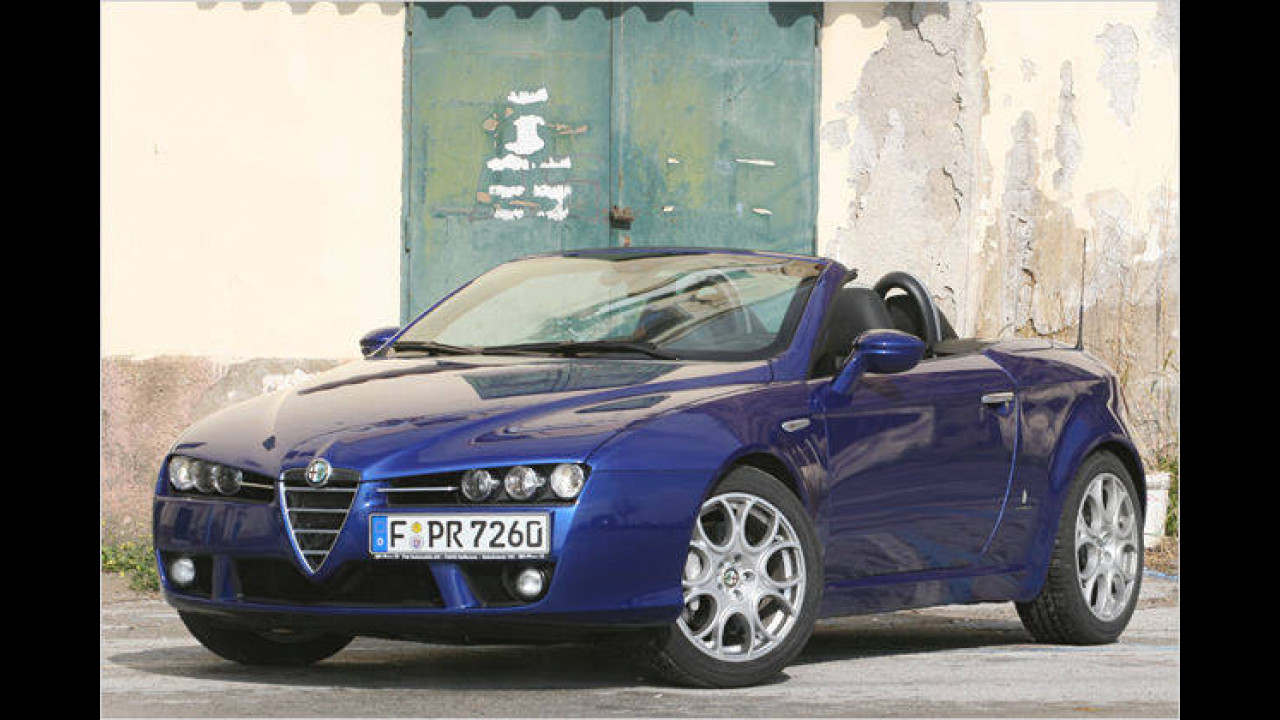 Alfa Spider 3.2 JTS V6 24V Q4 Exclusive