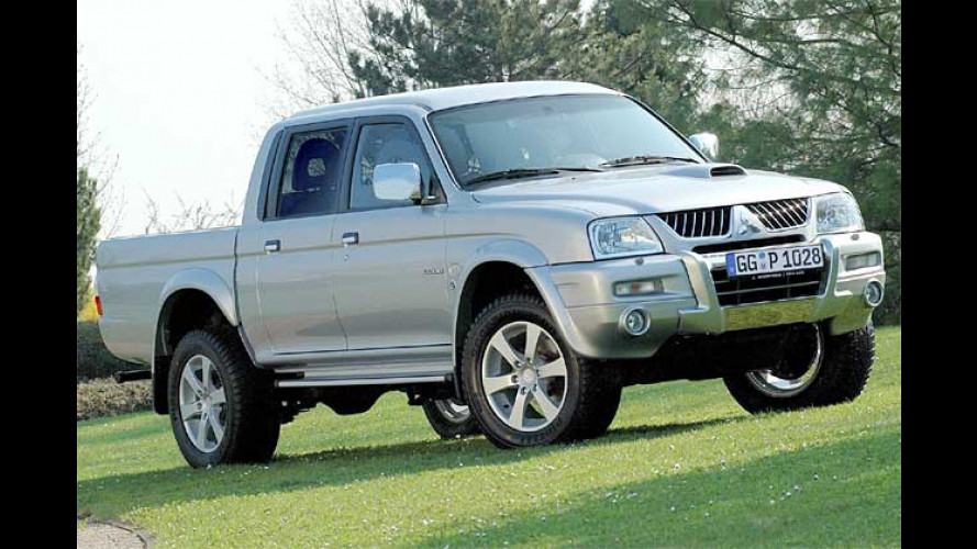"""Mitsubishi L200 """"Dakar"""""""