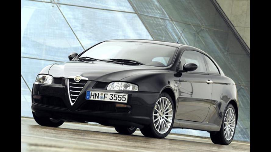 Alfa GT 3.2 V6: Heißer Flachdach-Feger mit Sound-Maschine