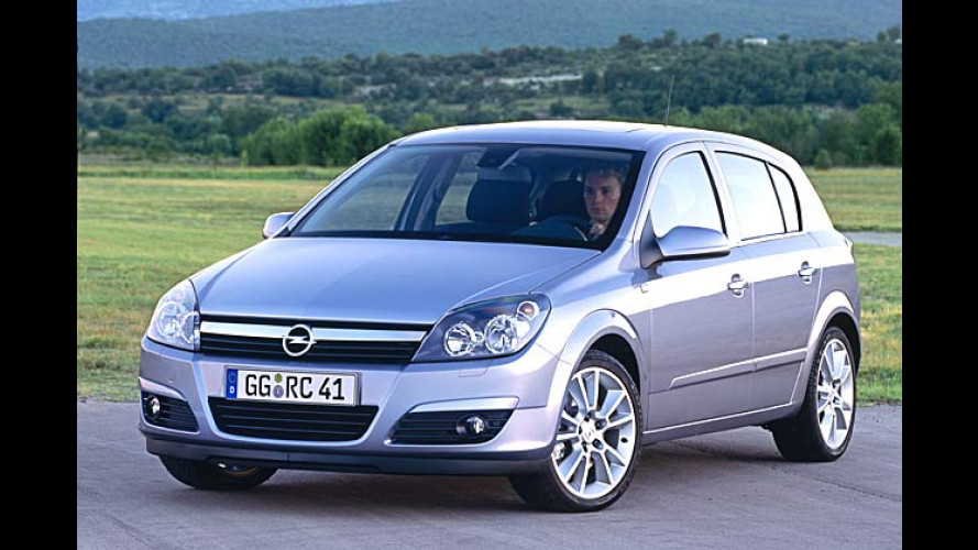 Opel Astra (2004): Moderne Technik zum fairen Preis