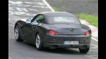 BMW Z4: Erlkönig