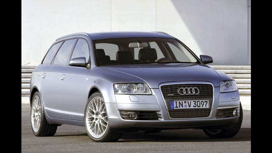 Preise für den neuen Audi A6 Avant stehen fest