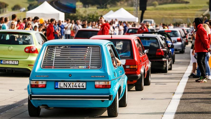 Különleges gyári autók érkeznek a hétvégi Volkswagen-találkozóra