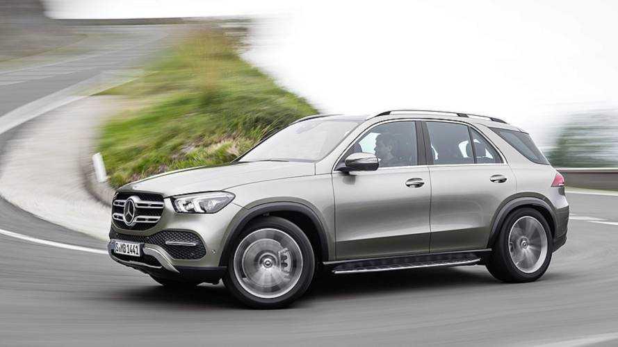 Mercedes-Benz GLE-Klasse