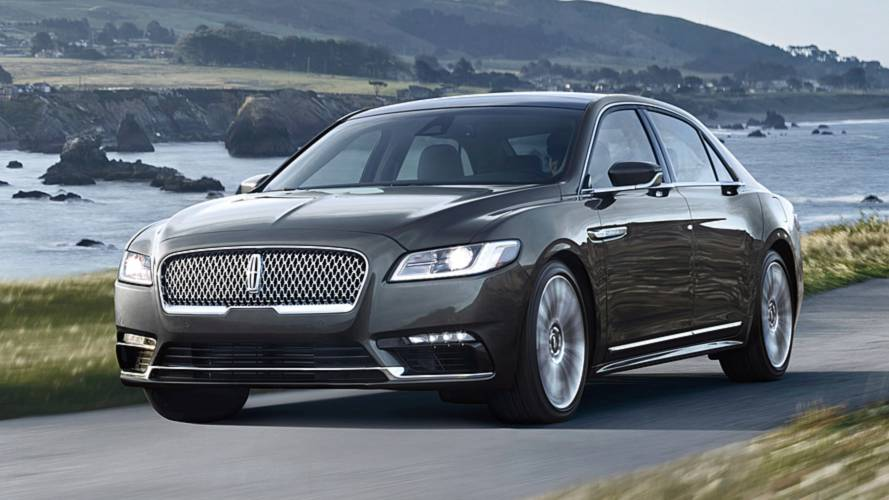 New Rumors: Lincoln Continental Likely Living On Borrowed Time