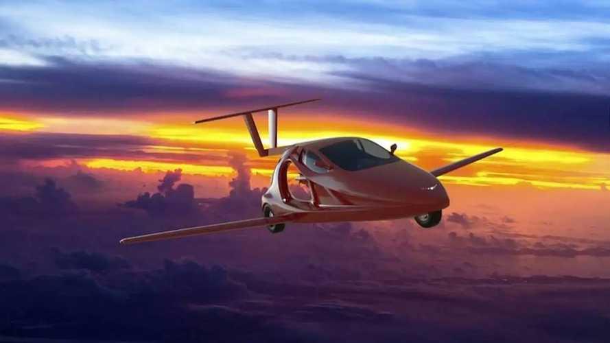 Uçan otomobil üreticisi Samson, endüstriye hızlı bir giriş yaptı