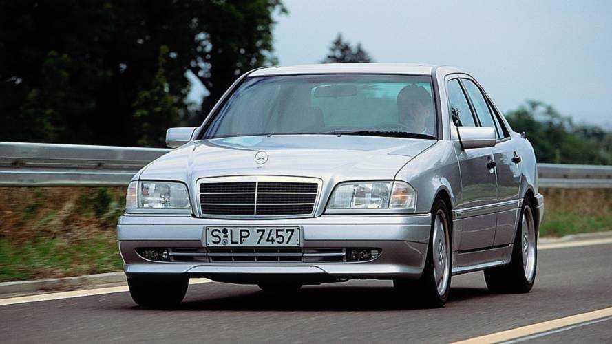 Mercedes-Benz ile AMG'nin ilk meyvesi: 1993 C 36 AMG