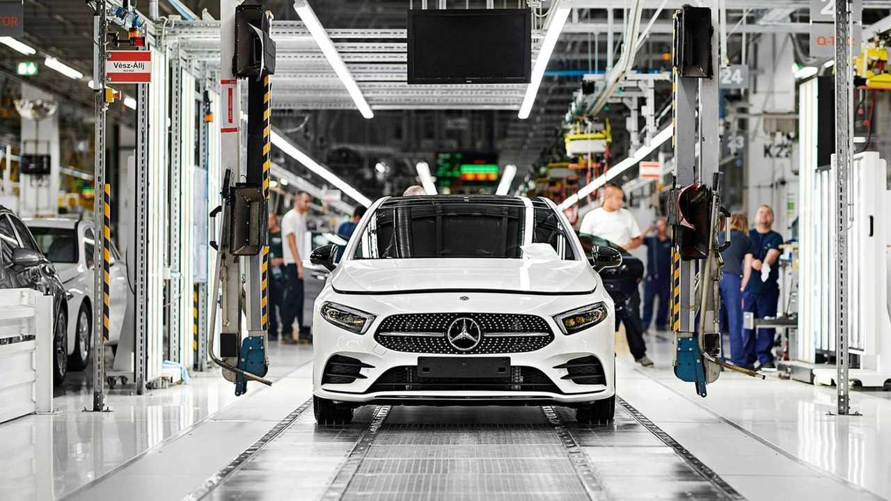 Mercedes-Benz gyár, Kecskemét
